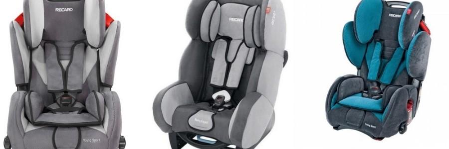 Wybór fotelika do przewożenia dziecka w samochodzie.