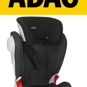 Wyniki testów ADAC fotelików 2015